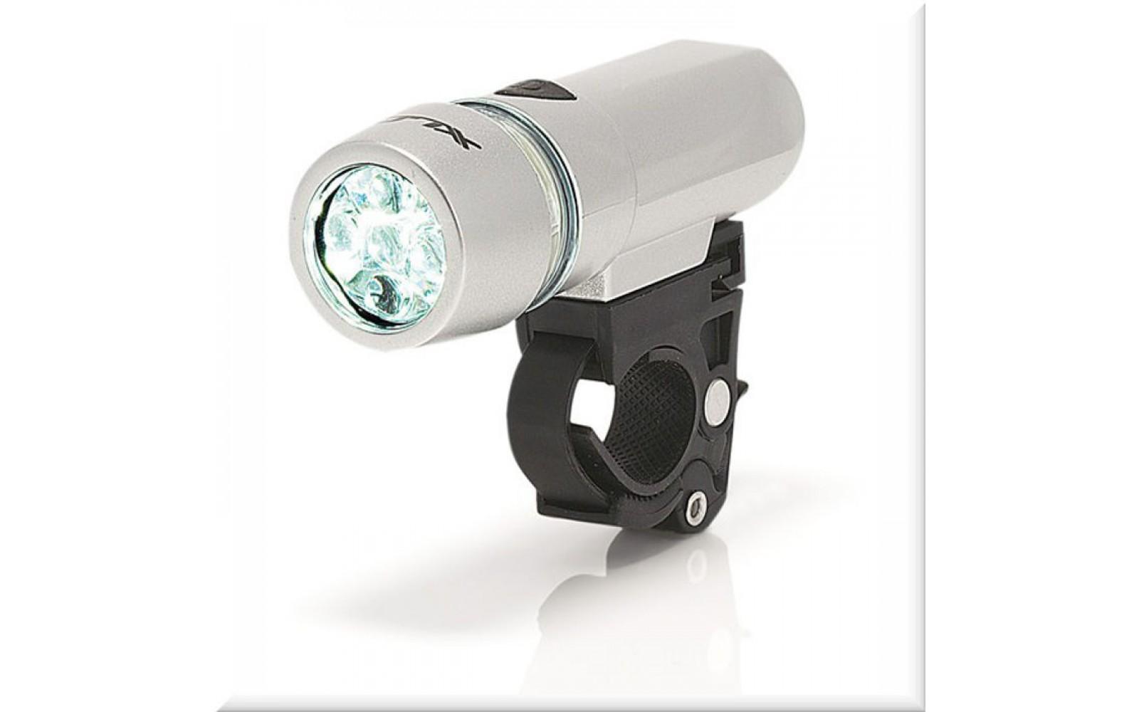 Фонарь XLC Передний Triton CL-F01 5 ламп