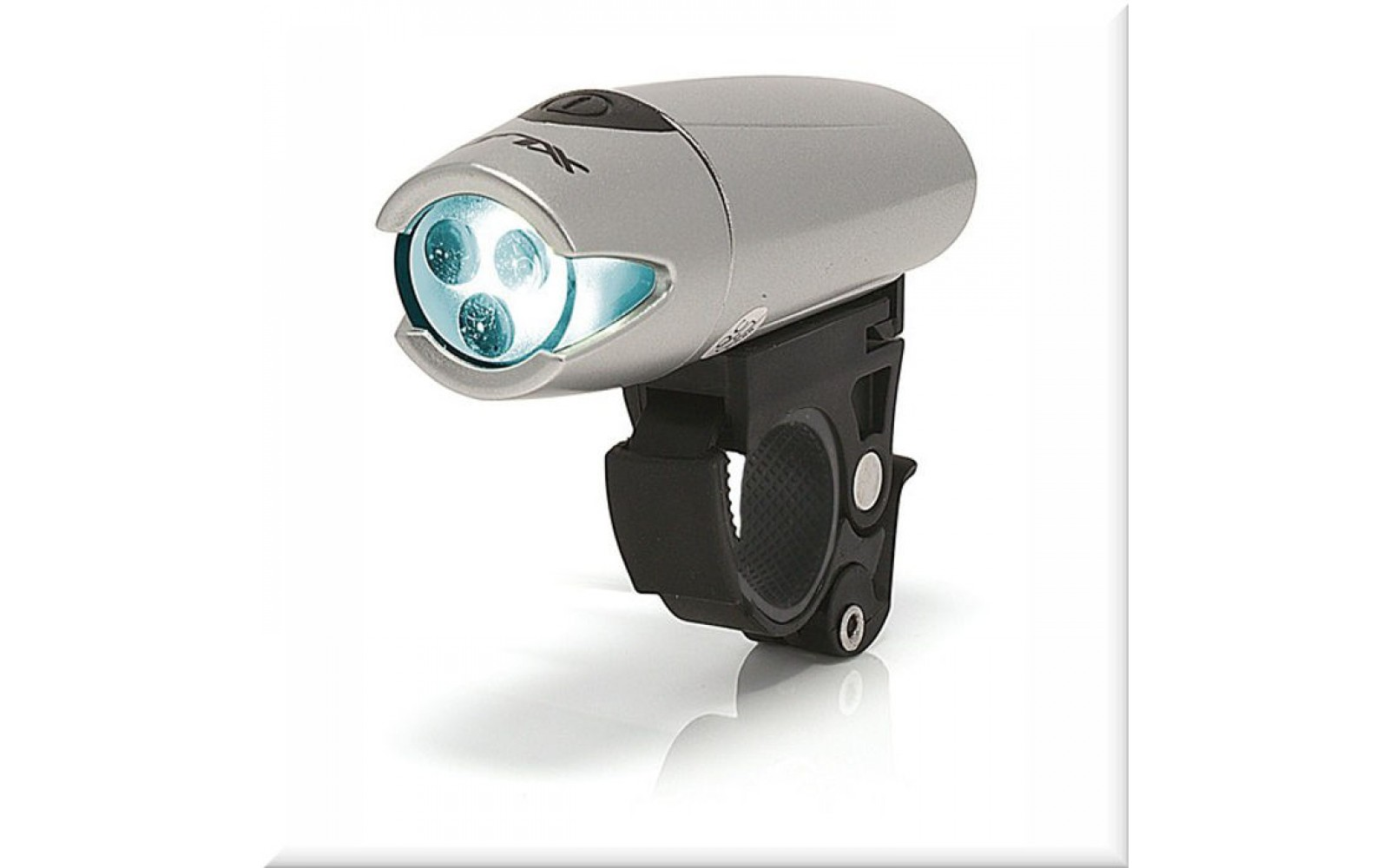 Фонарь XLC Передний Triton CL-F03 3 лампы