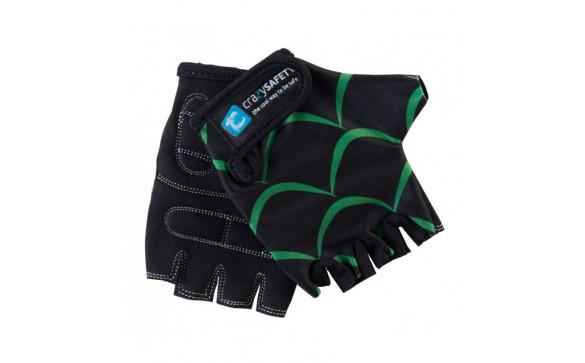 Перчатки Black Dragon (чёрный дракон) Crazy Safety