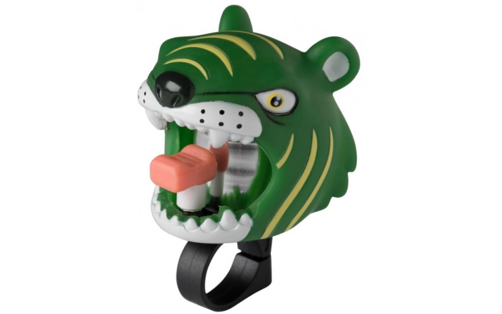 Звонок Green Tiger (зелёный тигр) Crazy Safety