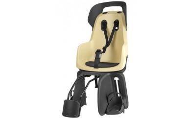 Велокресло BOBIKE GO 1P, с креплением на раму Lemon Sorbet