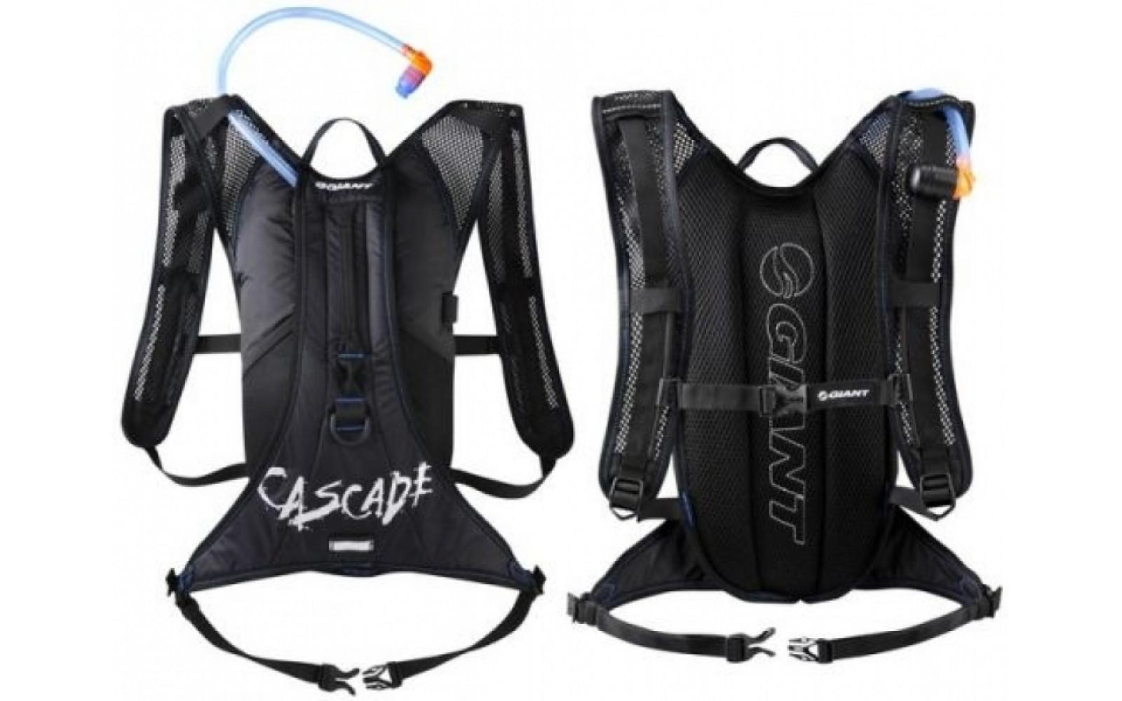 Рюкзак гидратор Giant Cascade 1 черный