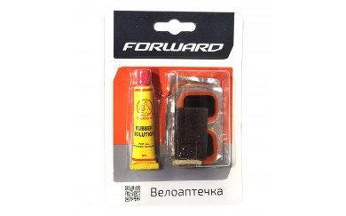 Велоаптечка клеевая Forward