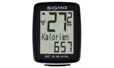 Беспроводной велокомпьютер SIGMA BC 9.16 ATS Topline, 9 функций