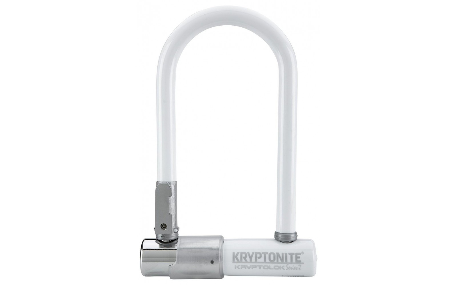 Замок на ключе для велосипеда Kryptonite U-locks KryptoLok Series 2 Mini-7 w/ FlexFrame bracket