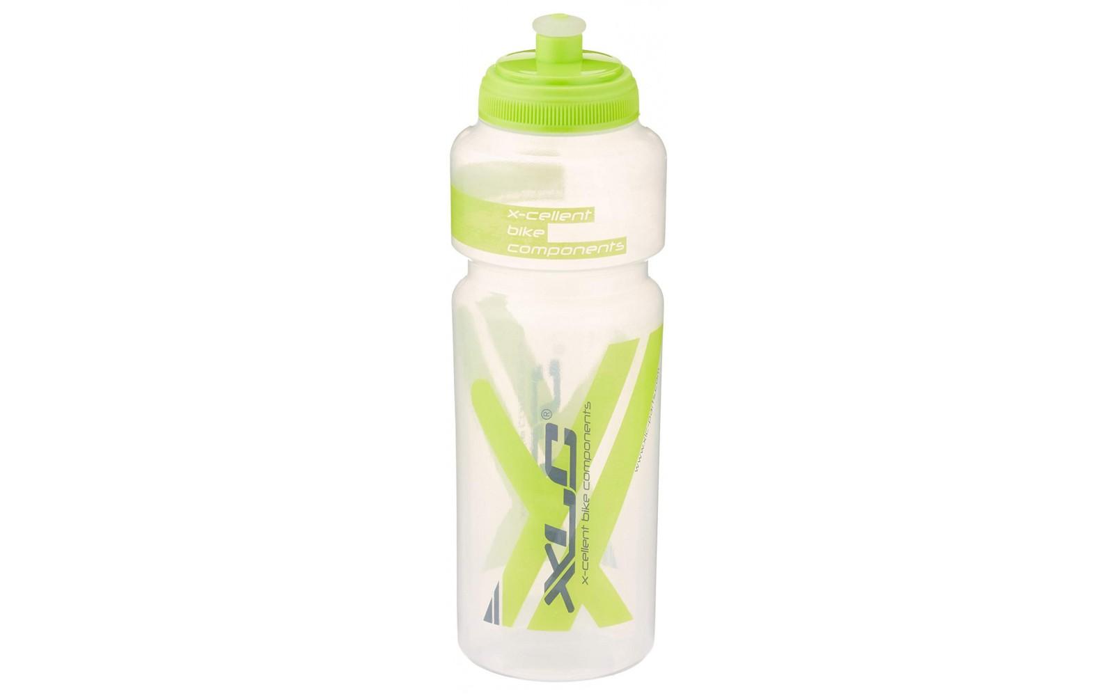 Фляга для велосипеда XLC WB-K03, 750 ml, transparent