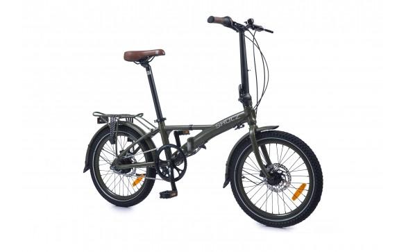 Cкладной велосипед Shulz Lentus (2019)