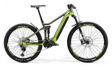 Электровелосипед Merida eOne-Forty 700 (2021)
