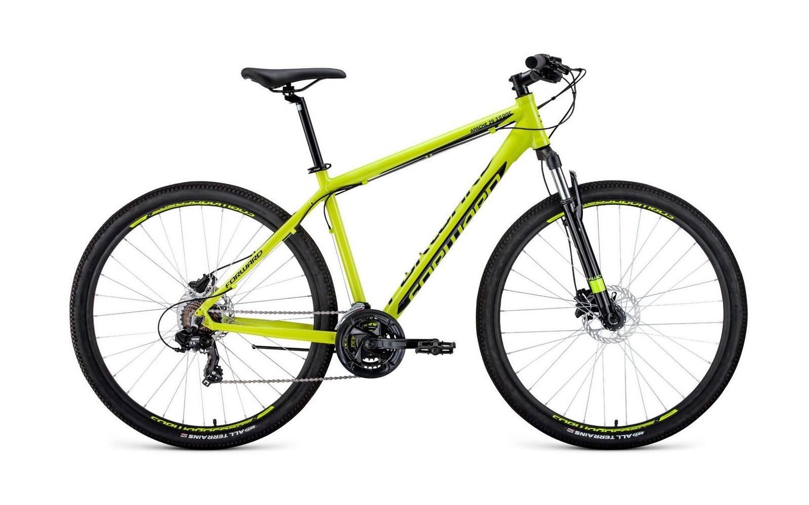 Горный велосипед Forward Apache 29 3.0 Disc (2020)
