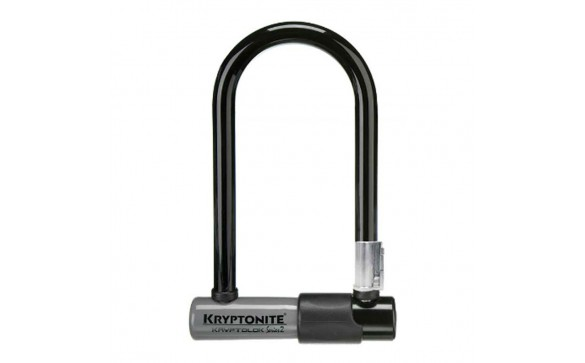Замок велосипедный Kryptonite U-locks Kryptolok Mini -7 w/ FlexFrame-U bracket