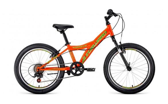 Детский велосипед Forward DAKOTA 20 1.0 (2021)