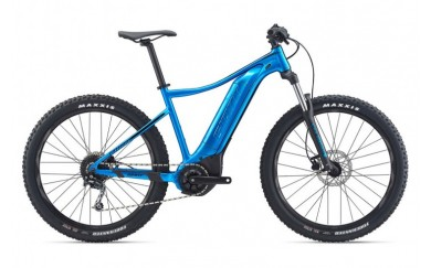 Электровелосипед Giant Fathom E+ 3 (2020)