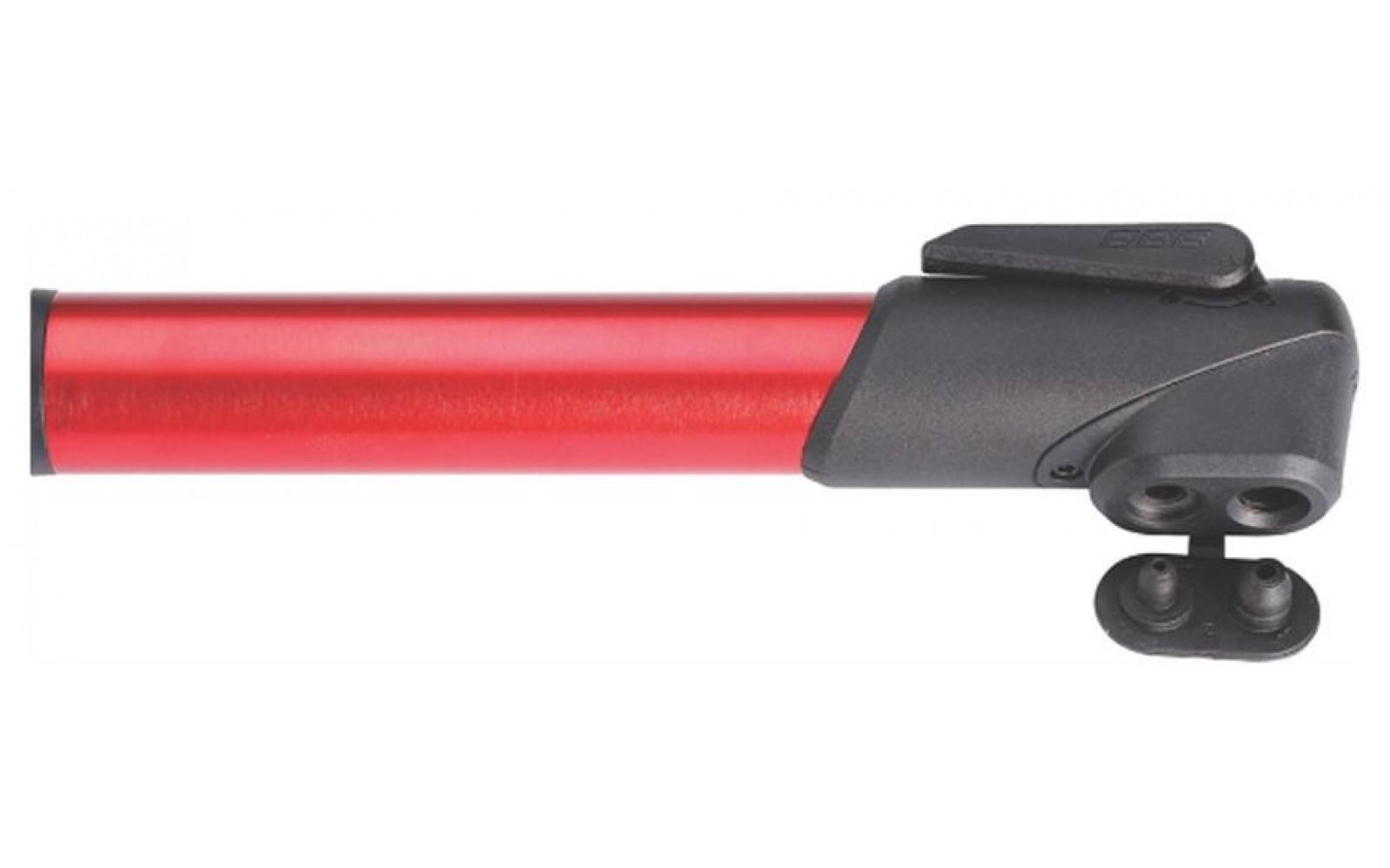 Насос ручной BBB WindRush S 250mm красный