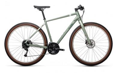 Дорожный велосипед Cube Hyde (2021)