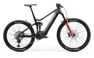 Электровелосипед Merida eOne-Sixty 8000 (2021)