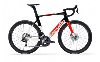 Шоссейный велосипед Cervelo S-series Disc Ultegra Di2 (2021)