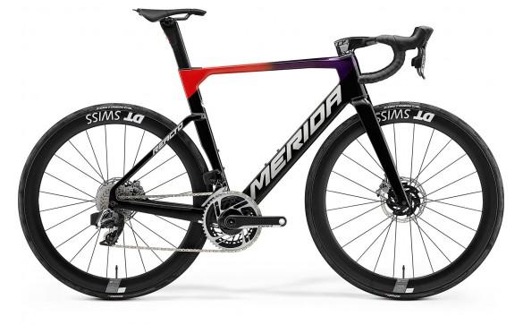 Шоссейный велосипед Merida Reacto 9000-E (2021)