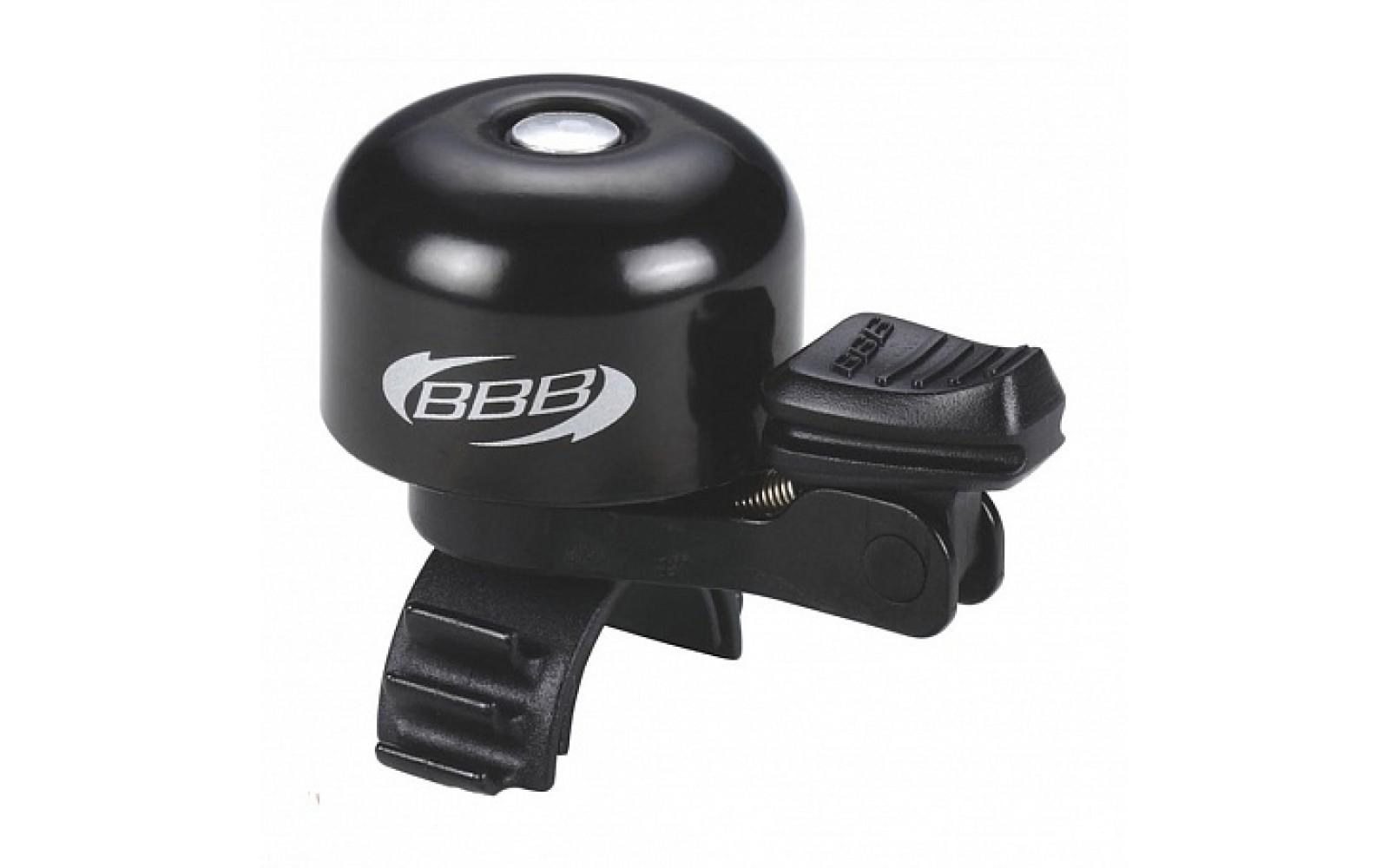 Звонок BBB Loud and Clear Deluxe черный