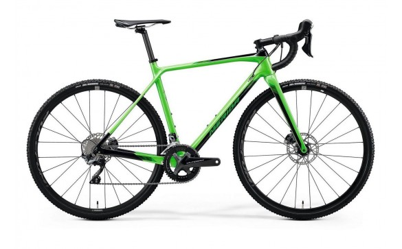 Шоссейный велосипед Merida Mission Road 7000-E (2020)
