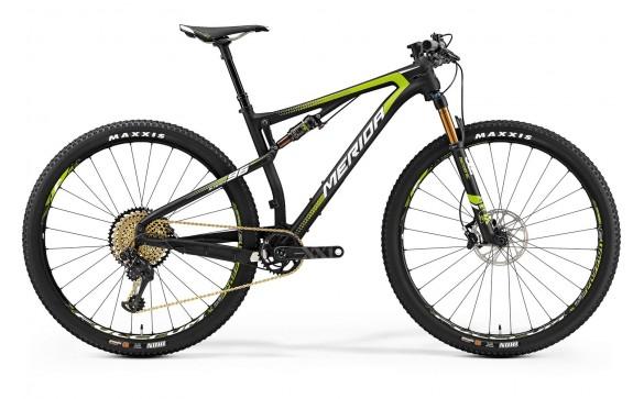 Горный велосипед Merida Ninety-Six 9.Team (2019)