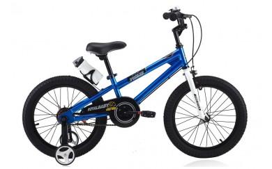 Детский велосипед Royal Baby Free Style 16 Steel (2019)