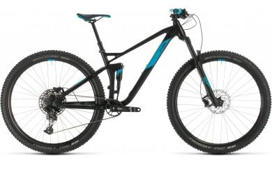 Велосипед CUBE STEREO 120 PRO 29 (2020)