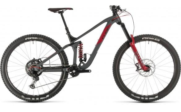 Велосипед CUBE STEREO 170 TM 29 (2020)