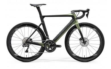 Шоссейный велосипед Merida Reacto Disc 8000-E (2020)