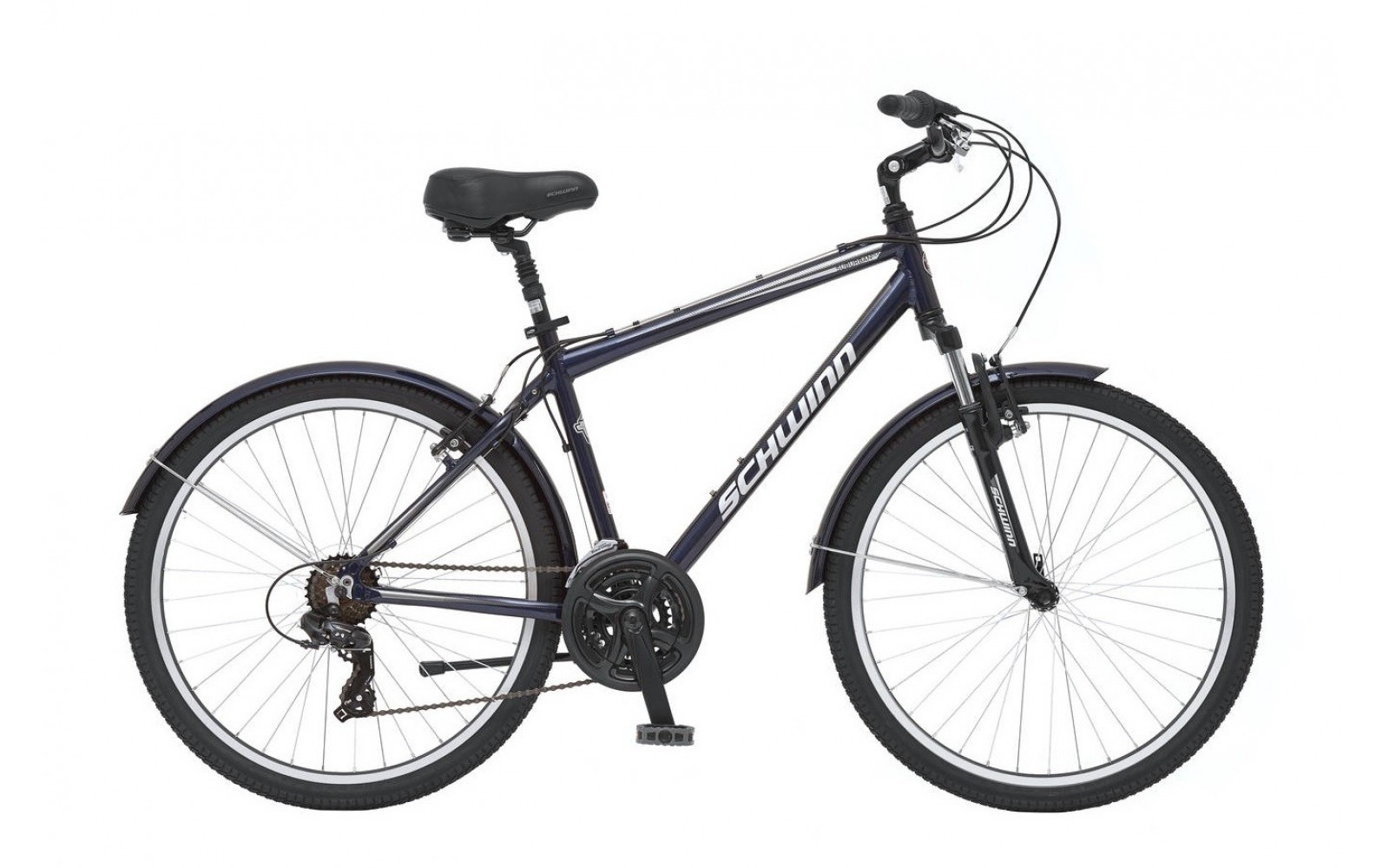 Дорожный велосипед Schwinn Suburban Deluxe (2019)