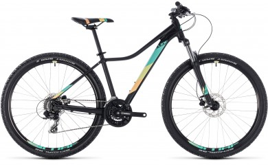 Женский велосипед CUBE Access WS EAZ 27,5 (2018)
