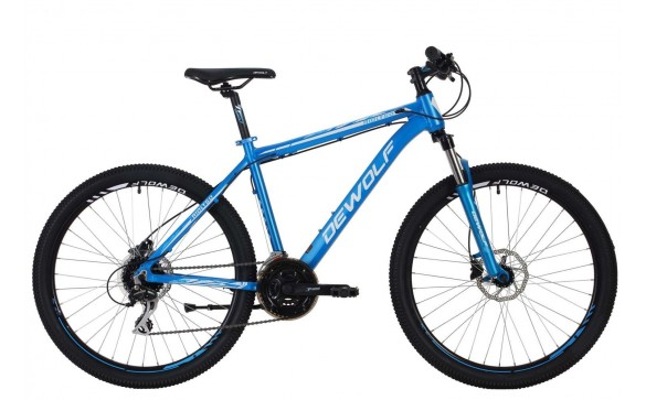Горный велосипед Dewolf Ridly 50 (2019)