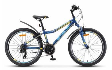 Подростковый велосипед Stels Navigator 410 V 24 21-sp V010 (2019)