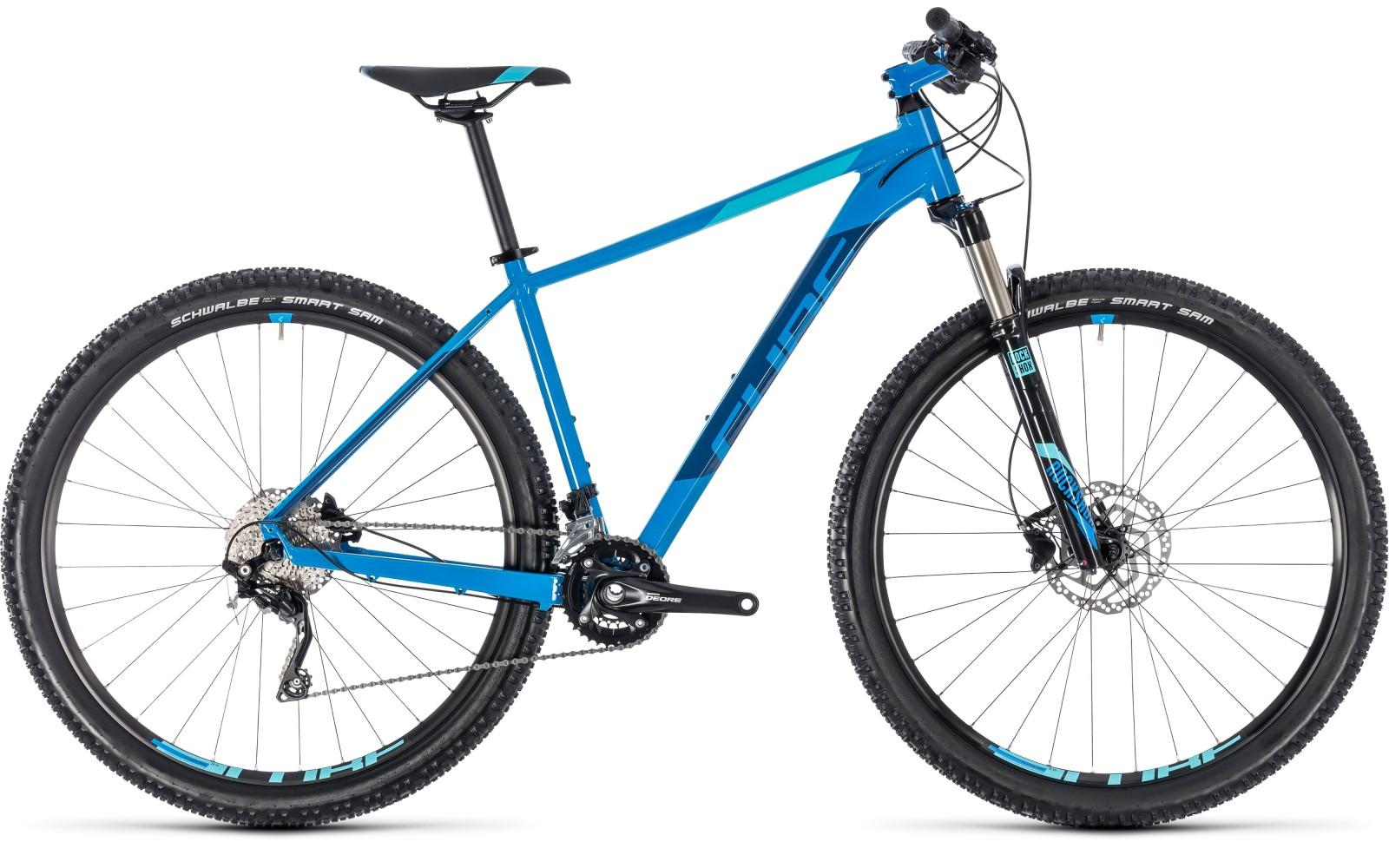 Горный велосипед CUBE Attention SL 29 (2018)