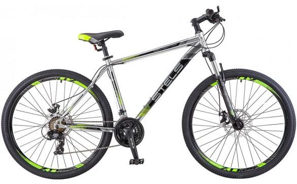 Горный велосипед Stels Navigator-700 MD 27,5 V010 (2017)