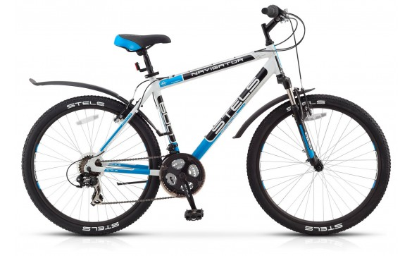 Горный велосипед Stels Navigator 600 V V030 (2017)