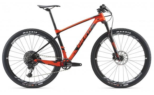 Горный велосипед Giant XTC Advanced 29er 1 (2018)