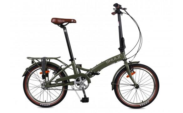 Cкладной велосипед Shulz GOA V-brake (2020)
