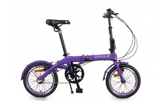 Cкладной велосипед Shulz Hopper 3 (2019)