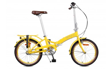 Cкладной велосипед Shulz GOA Coaster (2019)