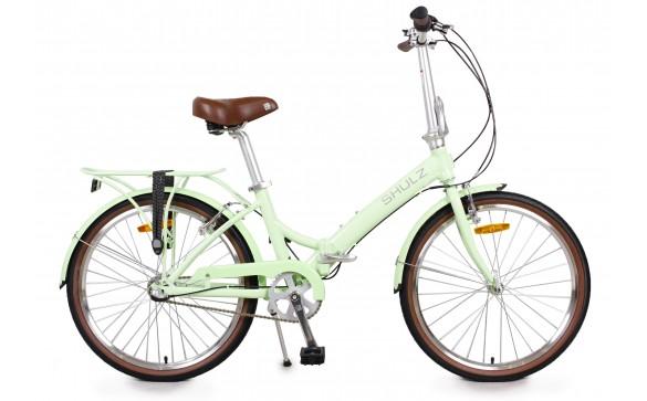 Cкладной велосипед Shulz Krabi V-brake (2020)