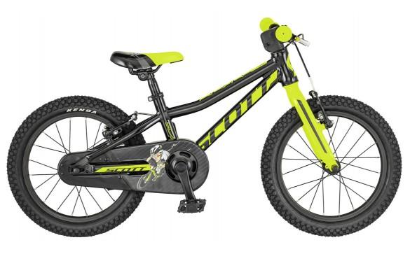 Детский велосипед Scott Scale 16 2019