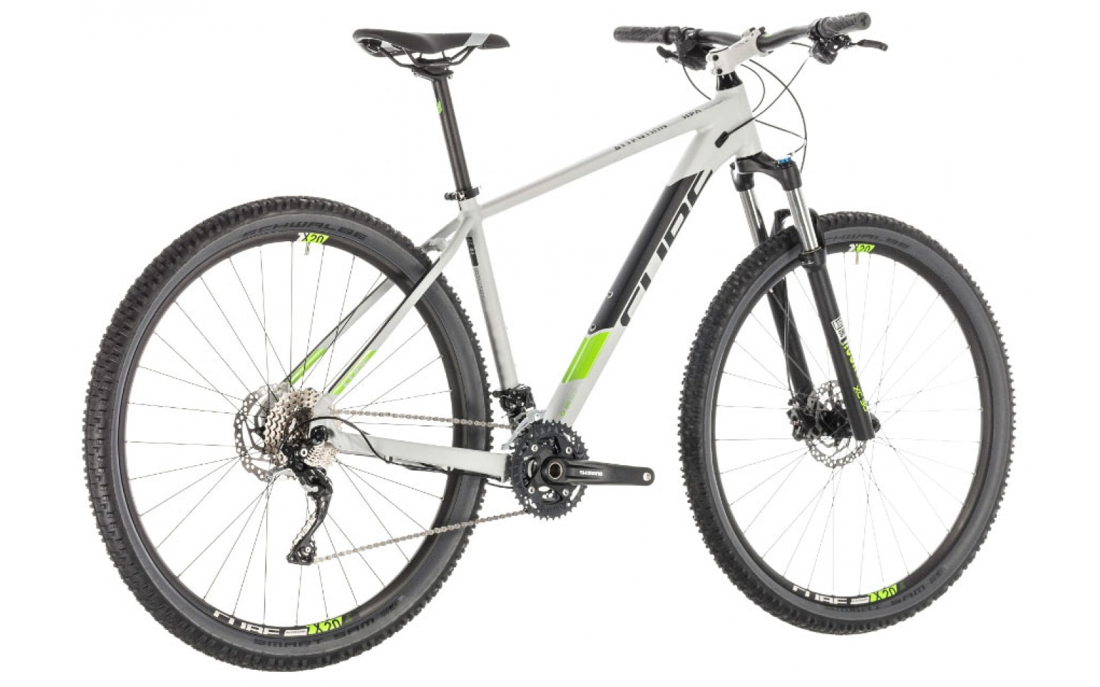 Горный велосипед Cube Attention SE 27.5 (2019)