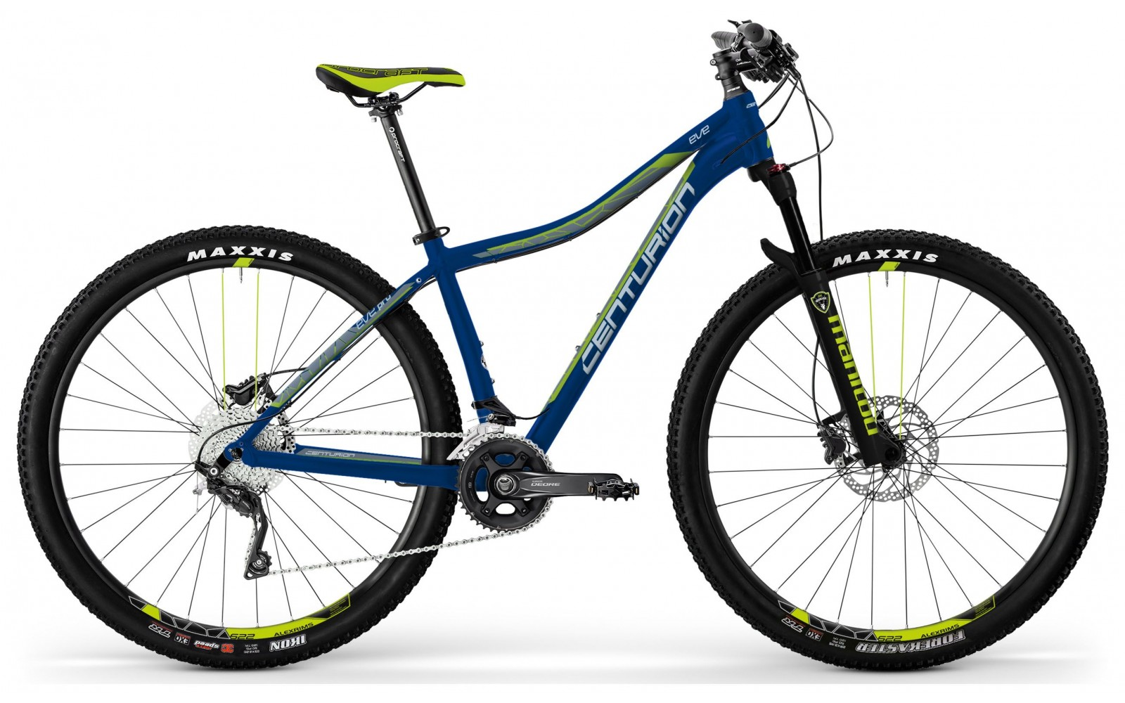 Женский велосипед Centurion Eve PRO 600.27 2018