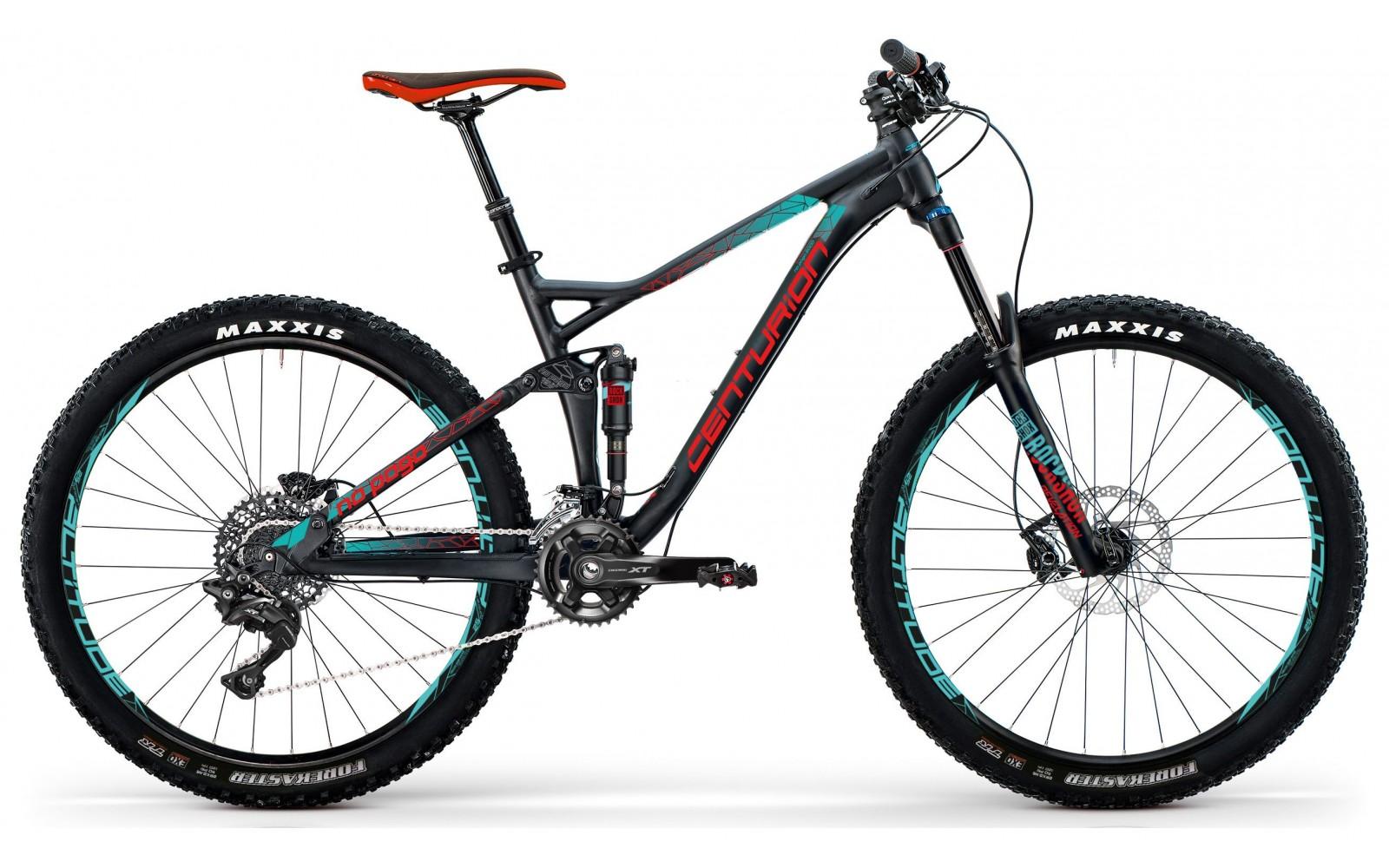 Двухподвесный велосипед Centurion No Pogo 2000.27 2018