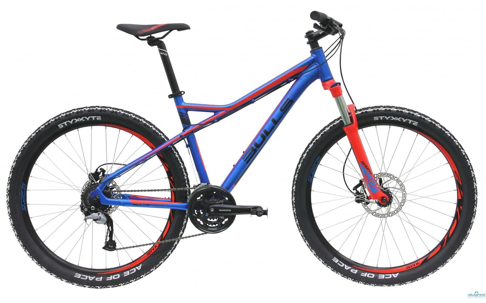 Горный велосипед Bulls Sharptail 2 Disc 27,5 (2016)