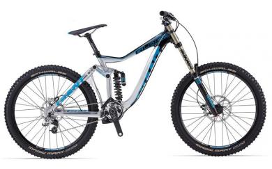 Велосипед двухподвес Giant Glory 0 (2014)