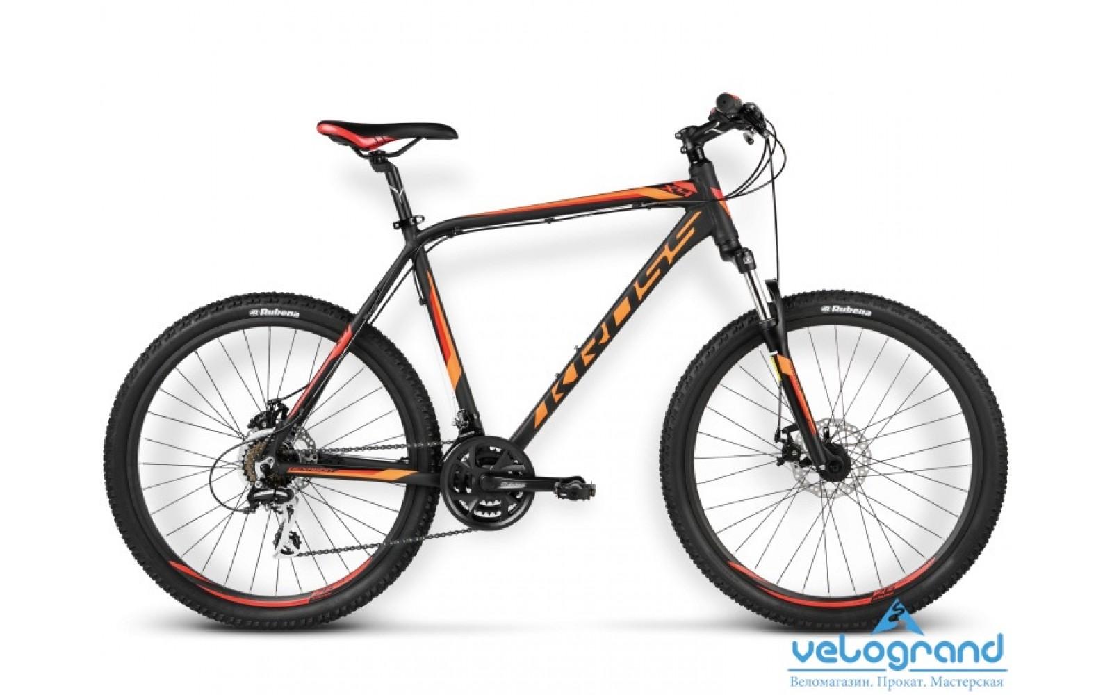 Горный велосипед Kross HEXAGON X4 (2016)