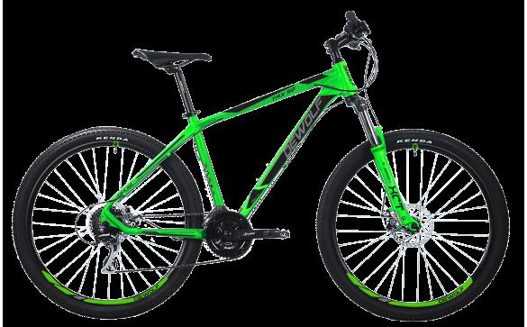 Горный велосипед Dewolf TRX 50 (2017)