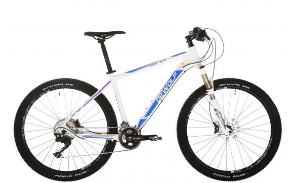 Горный велосипед DEWOLF TRX 700 (2016)