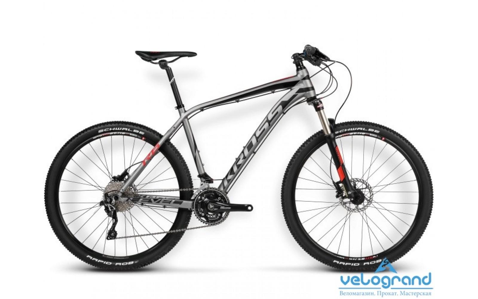 Горный велосипед Kross Level R6 (2016)